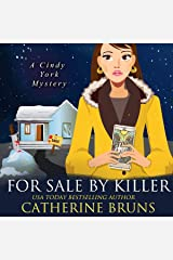 For Sale by Killer: Cindy York Mysteries, Book 3 Audible Audiobook