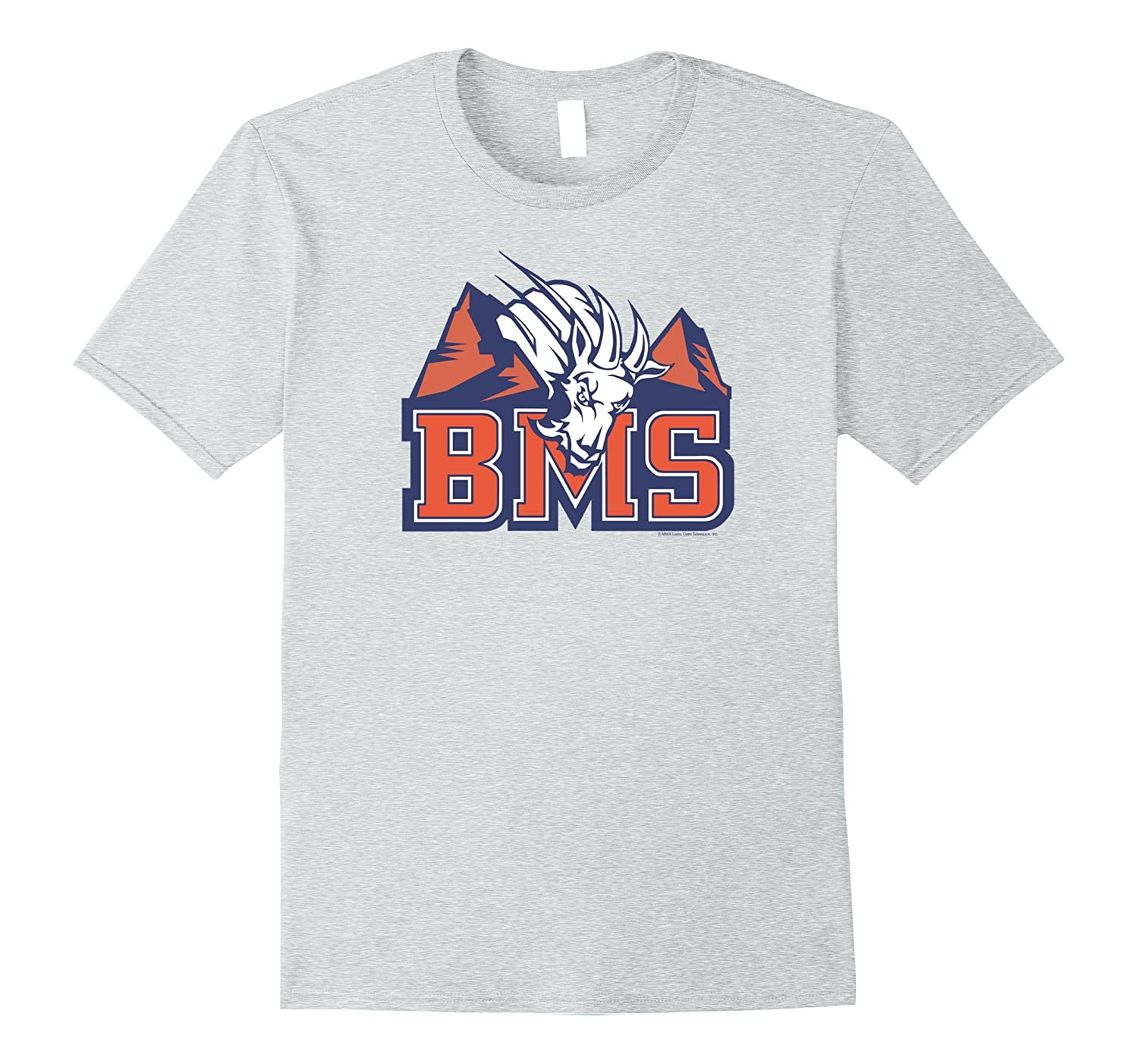 Womens Mountain State T Shirt Small-Newstyleth