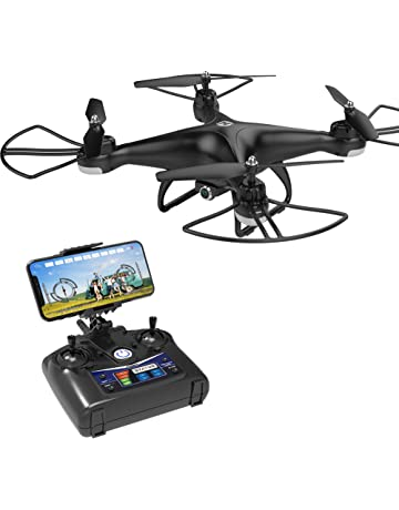 Holy Stone HS110D FPV RC Drone with 720P HD Camera Live Video 120° Wide-