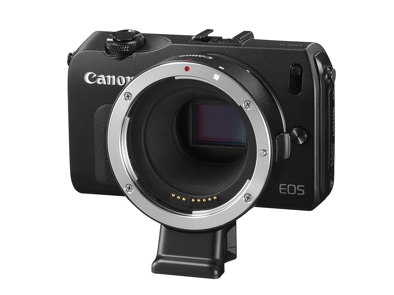 Canon EOS M - Cámara Evil (vídeo Full HD), Color Negro [Importado ...