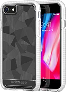 tech21 Evo Edge for Apple iPhone SE (2020) and iPhone 7/8 Phone Case with 12 ft. Drop Protection