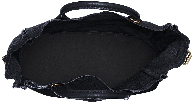 Chicca Borse Women/'s Handbag 37 cm Blue 37 cm Blu
