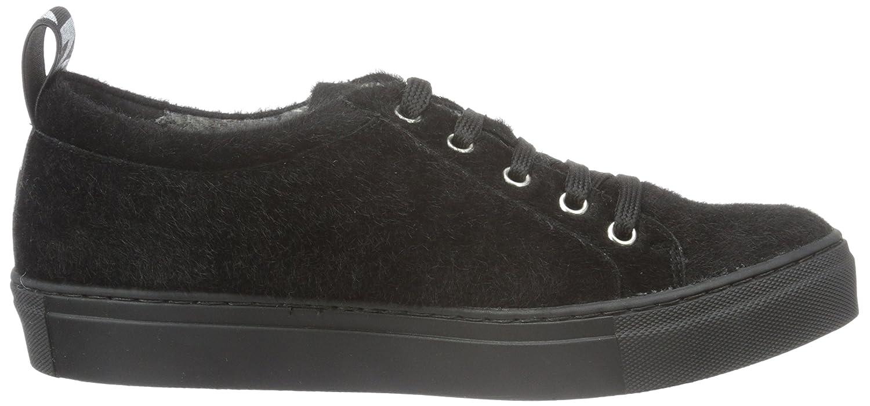 Jonny´s Vegan Damen Damen Vegan Gudrun Sneakers Schwarz (Negro) f4bb34