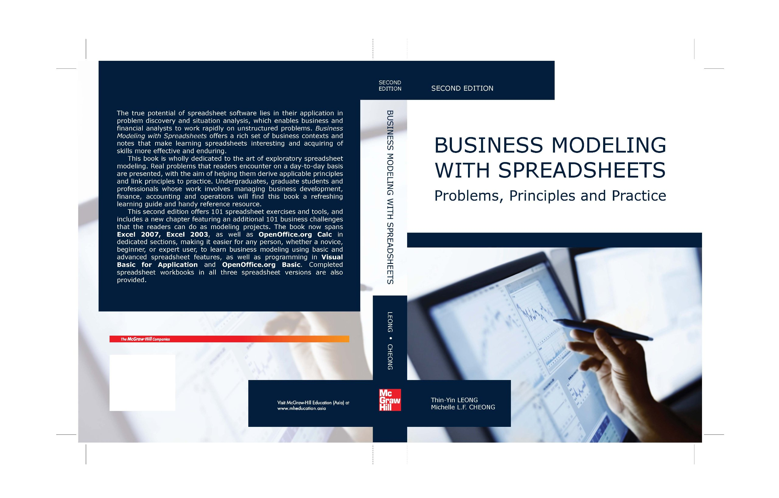 Business Modeling with Spreadsheets Problems, Principles
