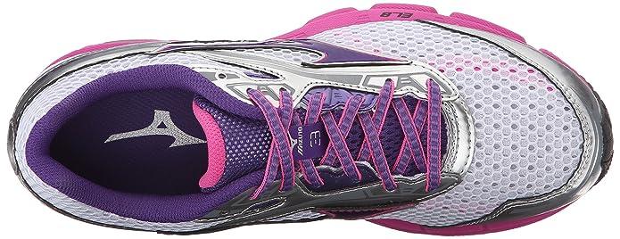 14f682e47b63 Amazon.com   Mizuno Women's Wave Legend 3 Running Shoe   Road Running