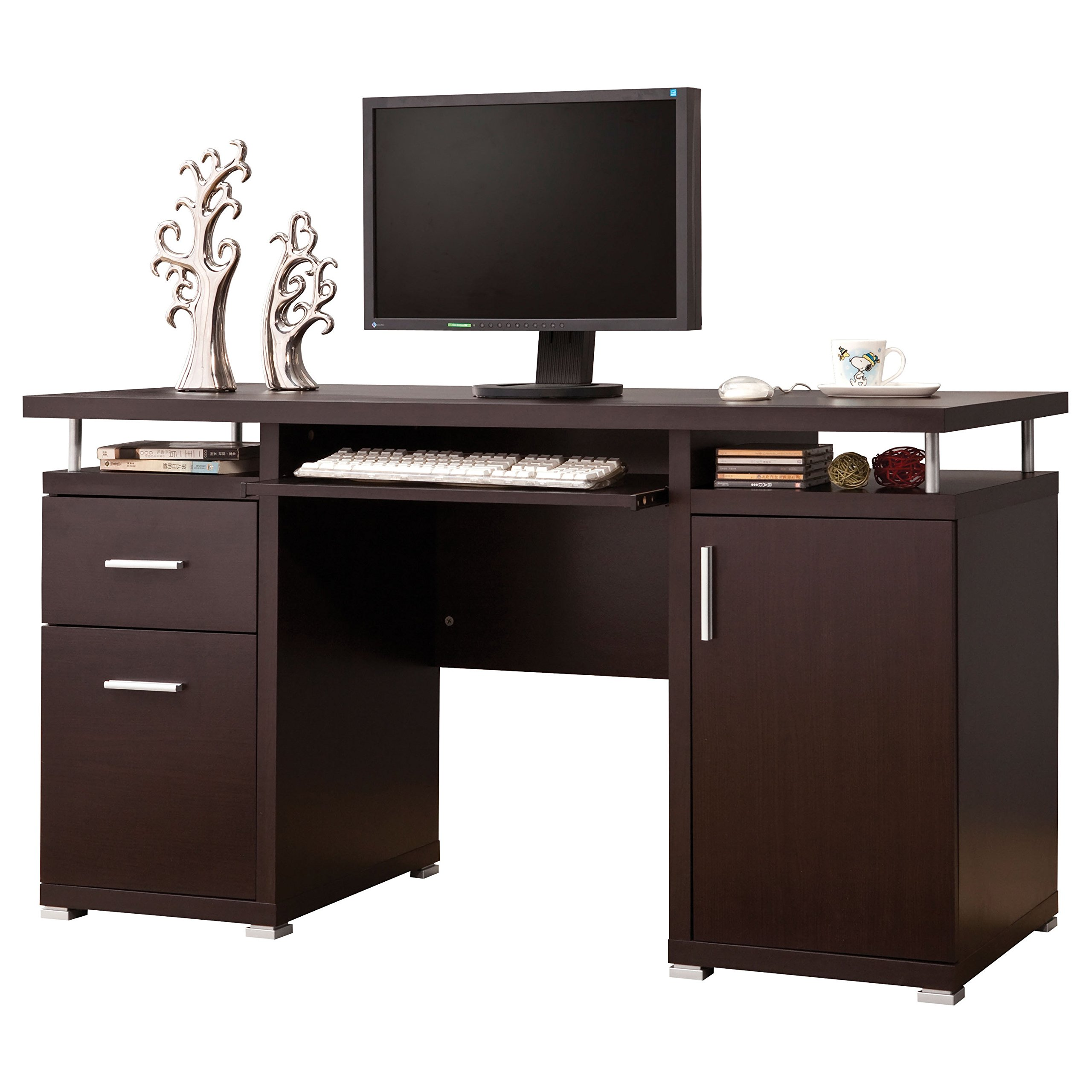 Coaster Home Furnishings Office Computer Desk