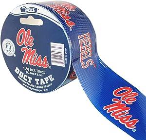 NCAA Ole Miss Rebels Logo Duct Tape