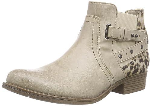 Mustang Booty - Botines Chelsea de Material sintético Mujer: Amazon.es: Zapatos y complementos