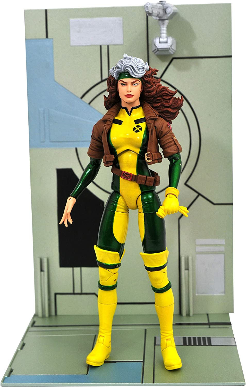 Marvel Select X-Men Rogue Action Figure New Open Box Save On Shipping!