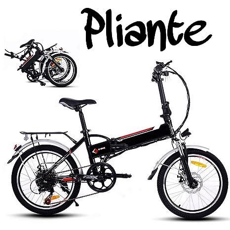 Befied Bicicleta El%C3%A9ctrica Plegable velocidad