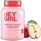 Apple Cider Vinegar Capsules - Great for Detox, Cleanse + Natural Weight Loss | Reduces Bloating and Aids Digestion to…