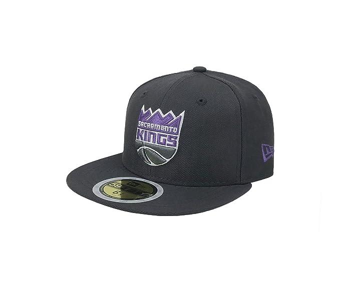 pretty nice vast selection cheap sale Amazon.com: New Era 59Fifty Kid's Hat NBA Sacramento Kings Classic ...