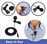 DaVoice Mini Microphone for iPhone Cell Phone Mic