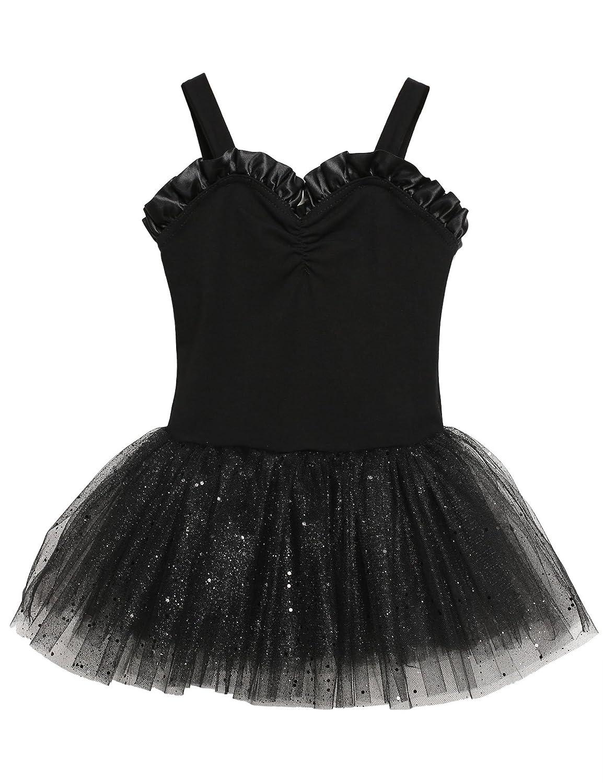 美しい Zaclotre DRESS ガールズ for B07C3L7S5Q ブラック 150(Age for 150(Age 7-8Y)|ブラック ブラック 150(Age for 7-8Y), ヒラナイマチ:aabff217 --- 4x4.lt