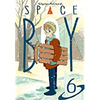 Stephen Mccranie's Space Boy Volume 6