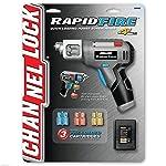 Channellock Rapid Fire - Destornillador de carga rápida