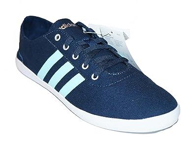 online store 61408 a0311 Adidas Neo Qt Vulc VS W F98885 und F98887 Turnschuhe Sneaker Canvas (38  Dunkelblau) - associate-degree.de