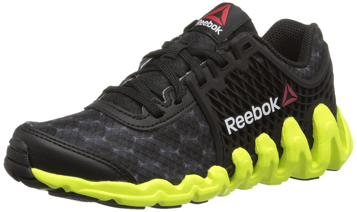 Reebok Zigtech Big N Fast EX Running Shoe (Little Kid Big Kid ... 8428915e9