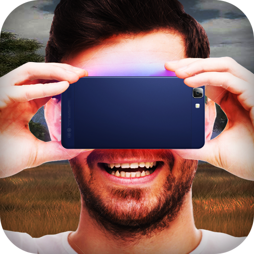 Virtual Reality in Africa Joke product image