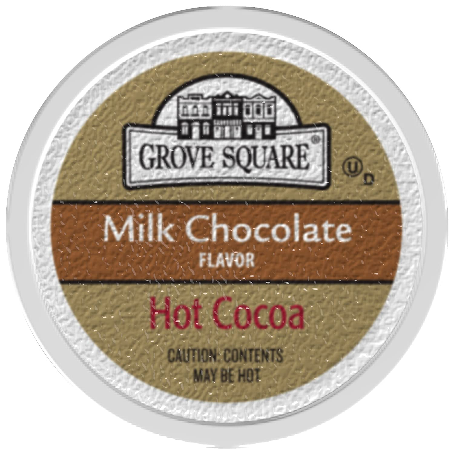 Amazon.com : Grove Square Hot Cocoa, Milk Chocolate, 24 Single ...
