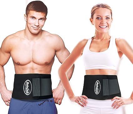 adfcce6911ca2 Amazon.com   Body Lock Waist Trimmer Belt - Extra Wide