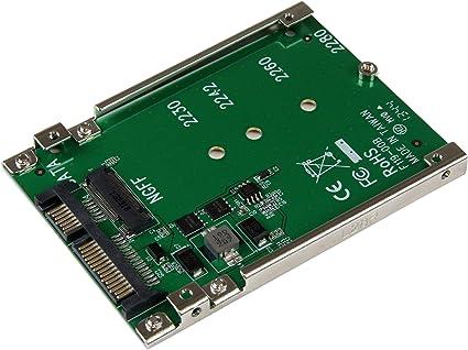 Amazon.com: StarTech. com Adaptador de disco duro SATA a IDE ...