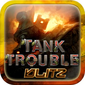 tank trouble unblocked 76