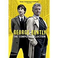 Mocei George Gently: The Complete Collection Season 1-8 (DVD, 2017, 25-Disc Box Set)
