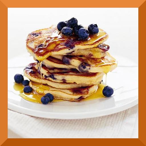 Panqueque Recetas Del Libro De Cocina (Pancake Recipes)