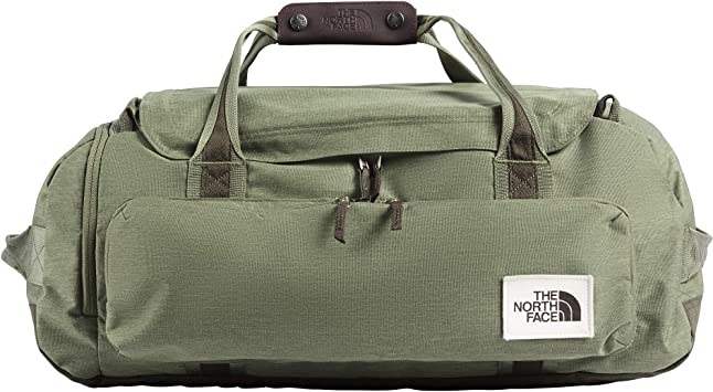 New The North Face Berkeley Duffel Bag Backpack M 49L duffle gym daypack hiking