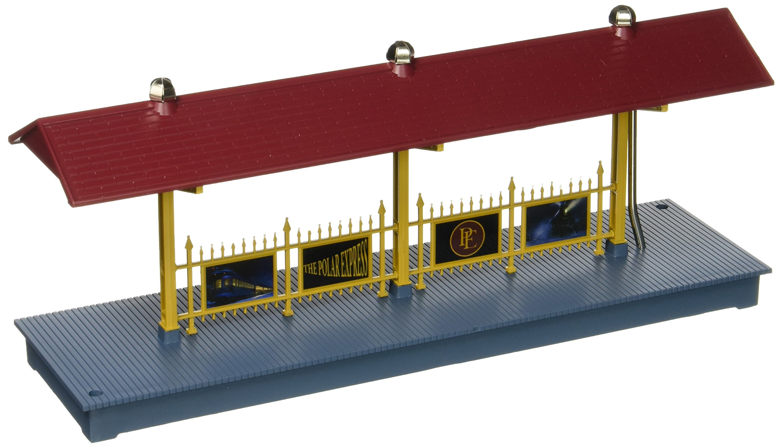 Lionel The Polar Express Station Platform Playset