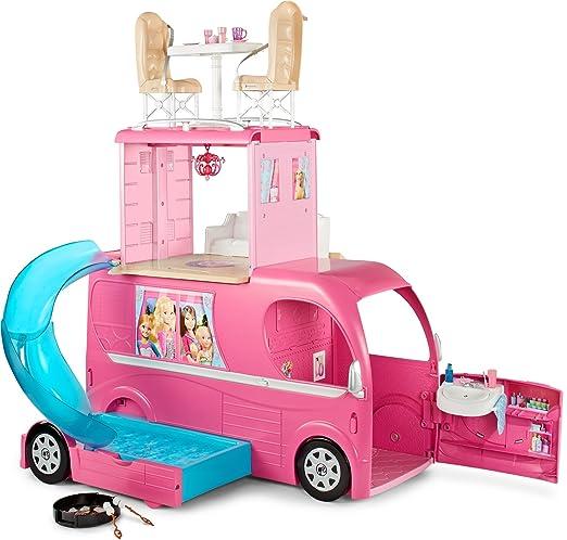 180 opinioni per Barbie CJT42- Camper