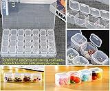 28 Grids Diamond Painting Embroidery Box Plastic