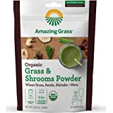 Amazing Grass Organic Kale Powder: Smoothie Booster with Super Greens & Vitamin K, 30 Servings