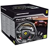 Thrustmaster Ferrari 458 Italia | Racing Game Wheel | PC/Xbox 360