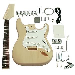 Saga ST-10 Electric Guitar Kit - S Style