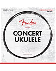 Fender 90C Concert Ukulele Strings, Set of Four