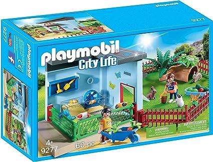 Playmobil Habitación Pequeñas Mascotas Juguete geobra Brandstätter 9277