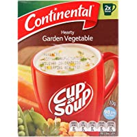 Continental Cup A Soup Creamy Garden Vegetable 2 serves each, 7 x 70g