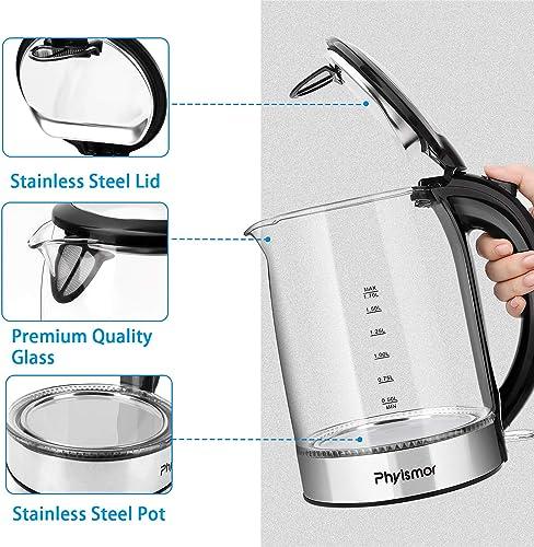 Phyismor Electric Tea Kettle