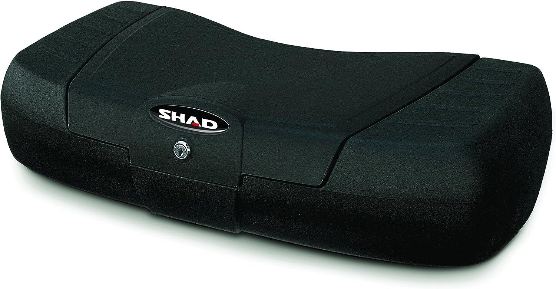 Shad D0Q200 Baúl Delantero para Quad, Negro