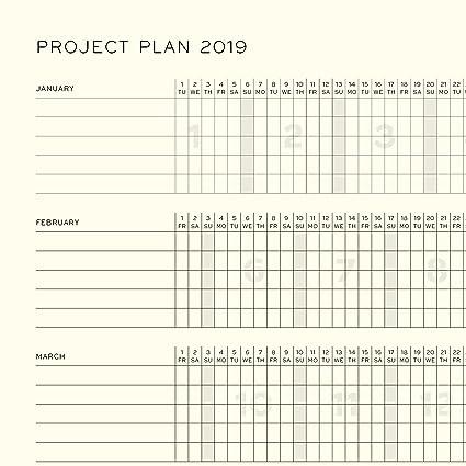 Leuchtturm1917 357904 A6 - Agenda escolar (18 meses), color negro
