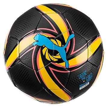 PUMA Manchester City Future Flare - Balón de fútbol, Color Negro y ...