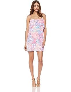 576aee9d8278a1 Lilly Pulitzer Women's Annastasha Dress at Amazon Women's Clothing ...