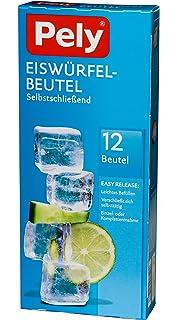 Albal - 4008871201690 - bolsas de cubitos de hielo - Caja de ...