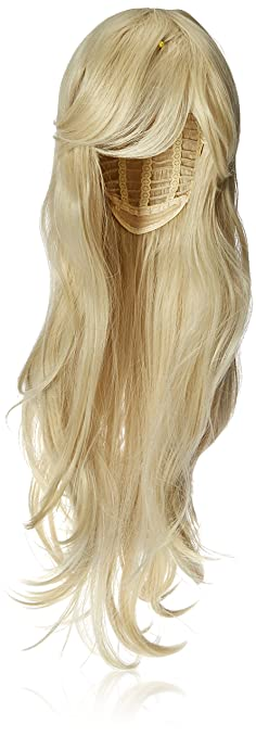 Amazoncom Yopo 28 Wig Long Big Wavy Hair Women Cosplay Party