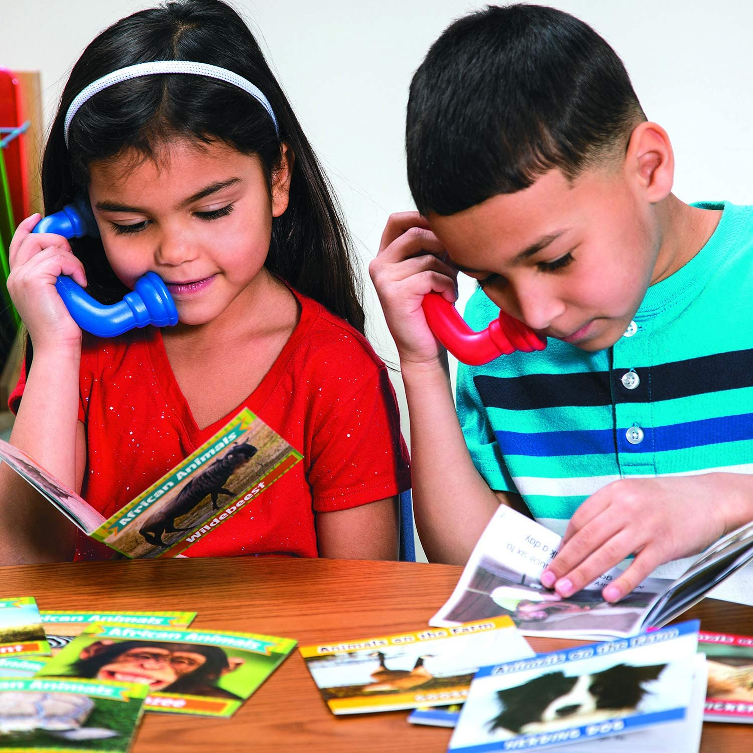 Whisper phones for reading fluency board game for reading fluency