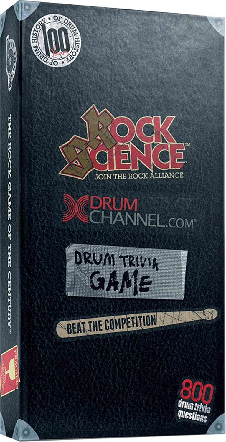 Alfred Rock Science Drum Channel Game