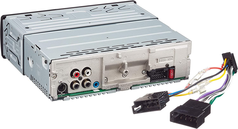 Sony Cdxg3200uv Eur Autoradio Cd Player Usb Aux Eingang 4x 55 Watt Extra Bass Colour Illumination 35 000 Farben Schwarz Navigation