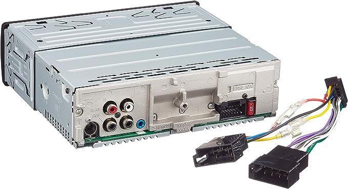 Sony CDX-G3200UV - Reproductor CD para Coche Extra Bass, USB, amplificación de 55W x 4 Salidas, Ecualizador de 10 Bandas, Dos Tipos de iluminación, Negro: Amazon.es: Electrónica
